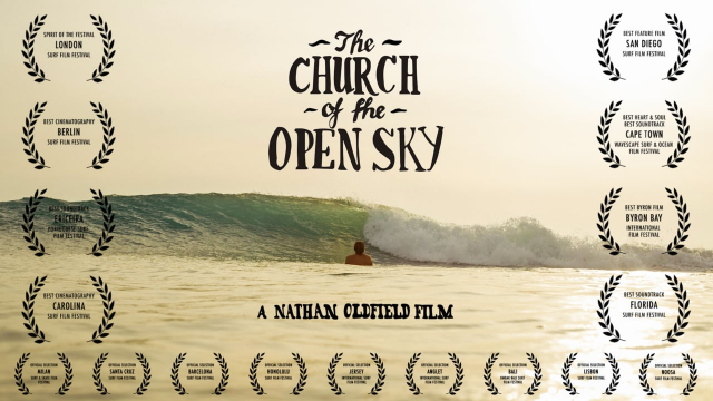 Dave Rastovich / The Church of the Open Sky