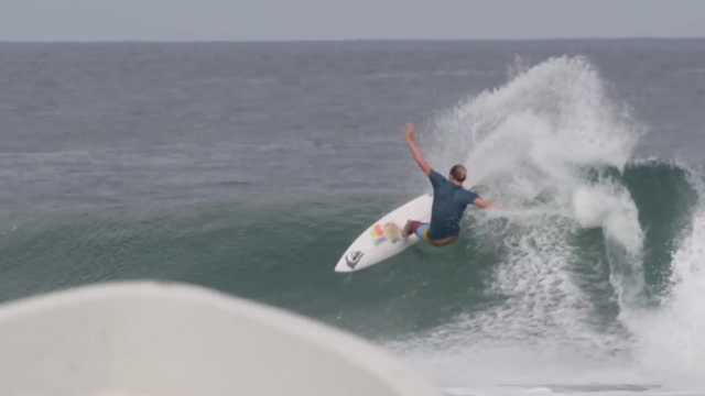 Enjoy The Locals; Dane Reynolds Mexico