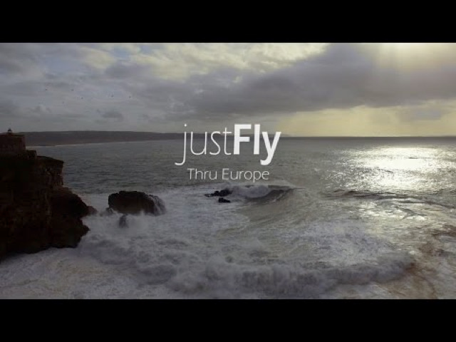 justFly : thru Europe