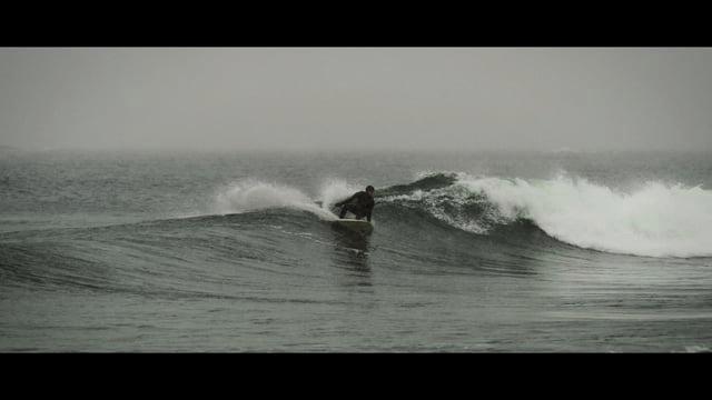 Winter surf in Sweden - Red Epic-W