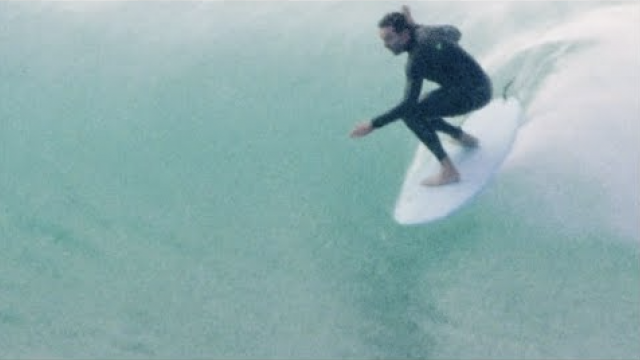 Devon Howard - Midlength Eggs - Free Jazz Vein Surf Film