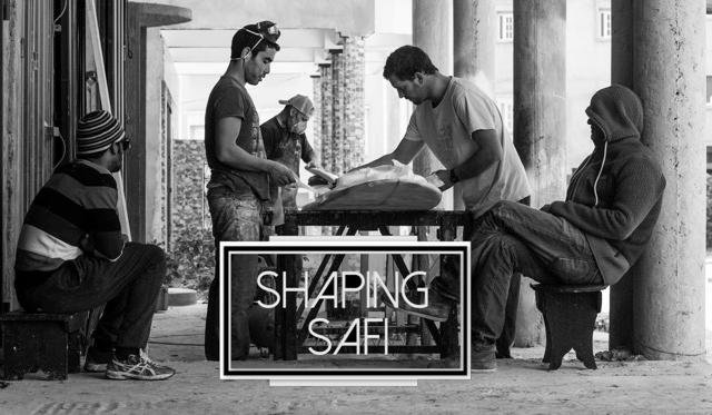 Shaping Safi - MOROCCO