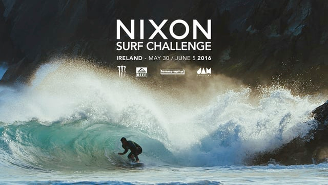 NIXON SURF CHALLENGE 2016 | IRELAND