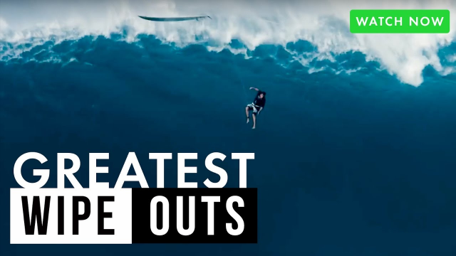 The Best (As in Worst) Surfing Wipeouts of 2016