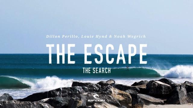 The Escape | The Search