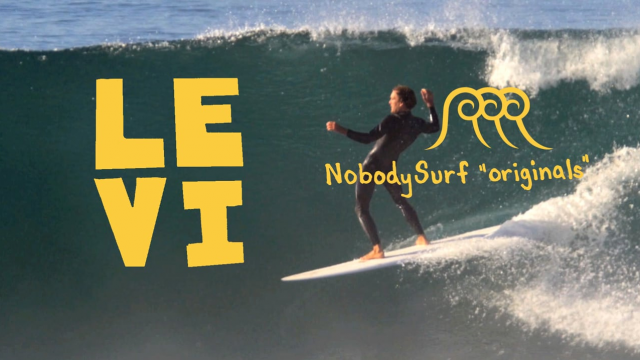LEVI | NobodySurf Originals