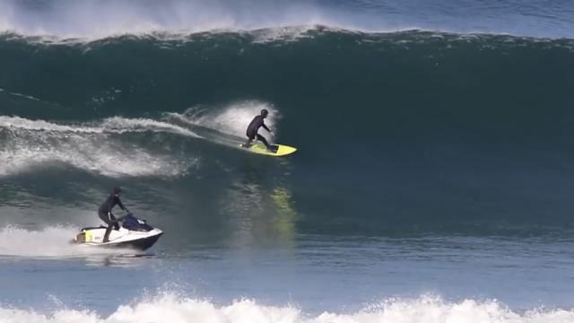 Surf Hossegor - 27/02/2019