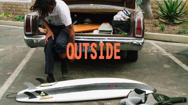 OUTSIDE a short surf film  ft.Grant Noble