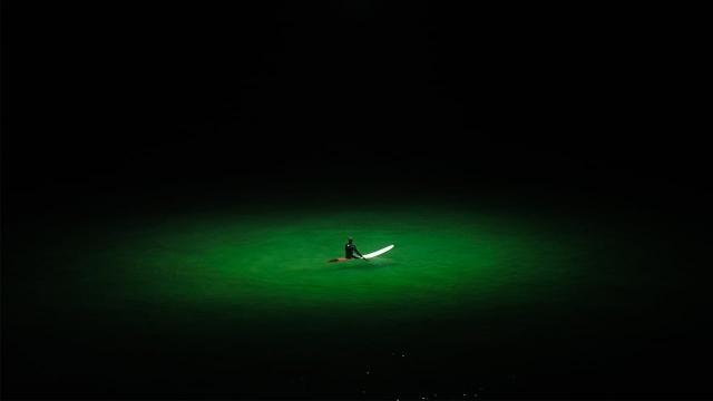 THE GREEN LIGHT - Hanaleï Lillaz