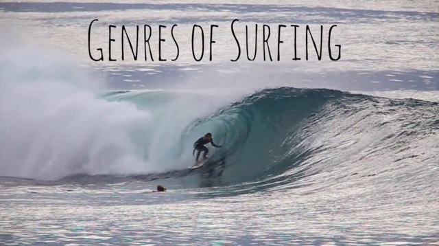 Genres of Surfing (LJFF 2015)
