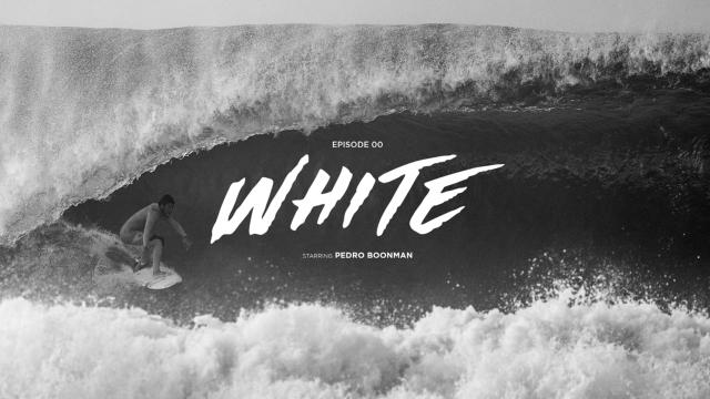 PEDRO BOONMAN - WHITE