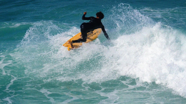 Mikey February X Channel Islands Surfboards' CI Fish