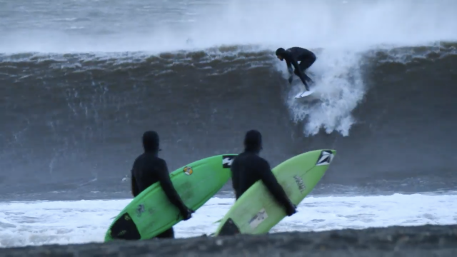 New Jersey SOUTH SWELL - Feb 7th 2020
