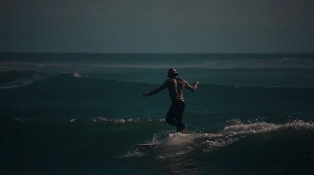 El Conquistador Longboard - Woll X UWL Surfboards