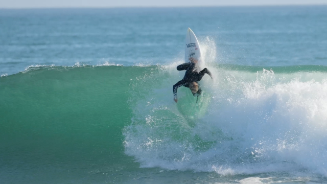 AMP SESSIONS: Lower Trestles May, 2017