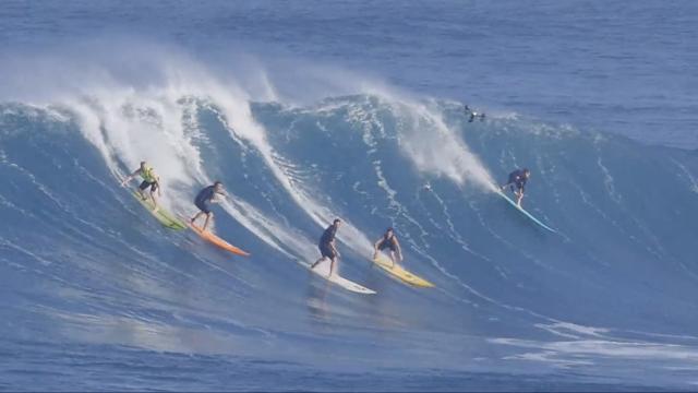 SURF fwaimea videoclip cierre