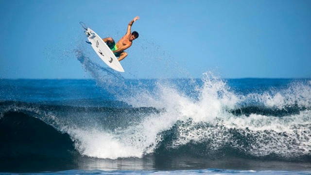 Surfer Mason Ho is the Prince of the North Shore