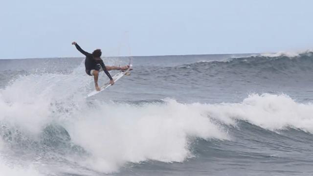 Yago Dora  Hawaii 2015 Part-2