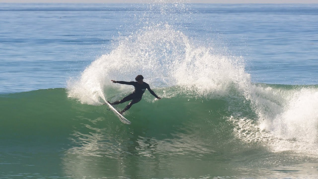 Channel Islands Surfboards: Mikey February and the Happy