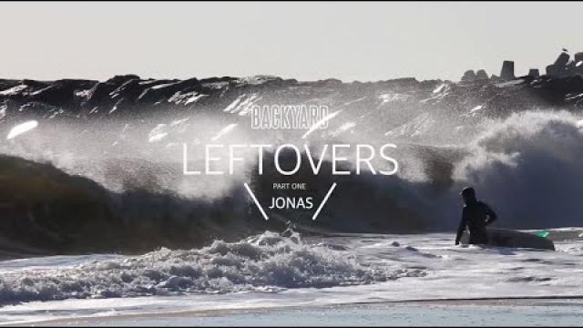 BACKYARD LEFTOVERS (PART ONE) JONAS