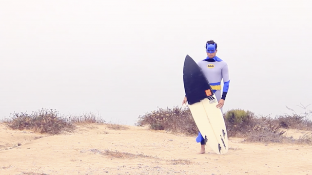 Washed Out Batman