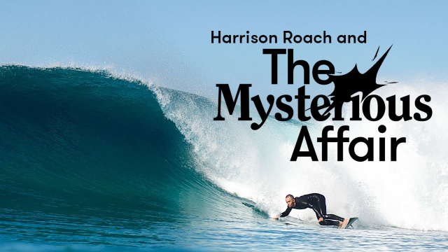 'The Mysterious Affair' With Harrison Roach