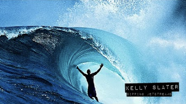 Kelly Slater in SIPPING JETSTREAMS (The Momentum Files)