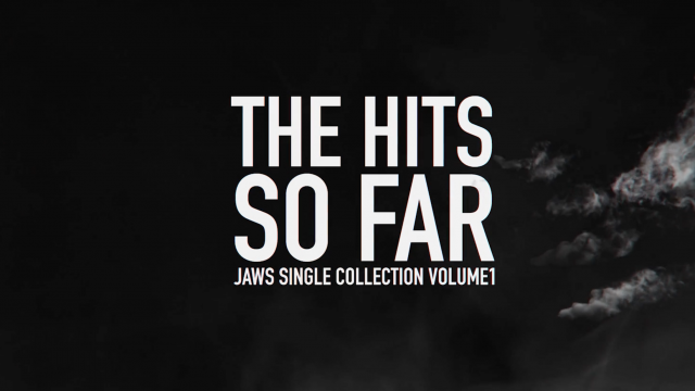 THE HITS SO FAR (jaws single collection volume1)
