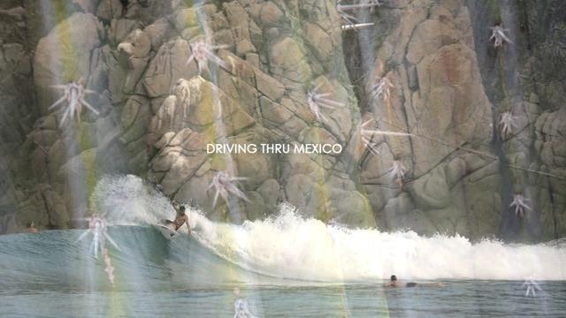 Driving Thru Mexico