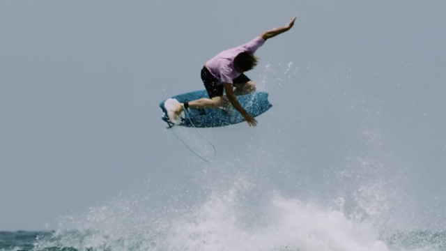 Trailer: The Electric Acid Surfboard Test (available on iTunes now!)