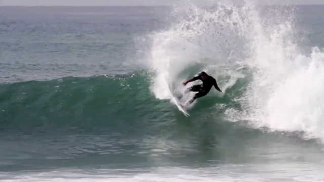 Lower Trestles Warm Ups