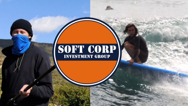 """SOFT CORP - """"FLOWTROTTERS"""""""