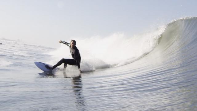 ANDREW SCHOENER SURF/ OCEAN REEL