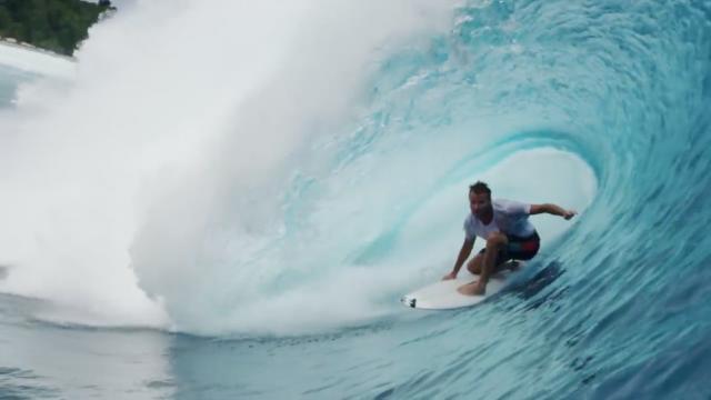 End of an era: Watch Taj Burrow's last video part with a Billabong sticker.