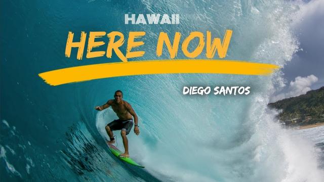 Hawaii Here Now / Diego Santos