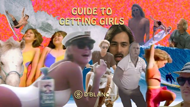 GUIDE TO GETTING GIRLS