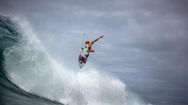 "Beyrick De Vries and Friends Tour Africa in ""Higher Light""   SURFER Magazine"