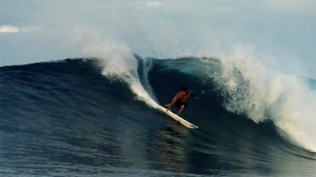 Benjamin Sanchis - i surf because short film