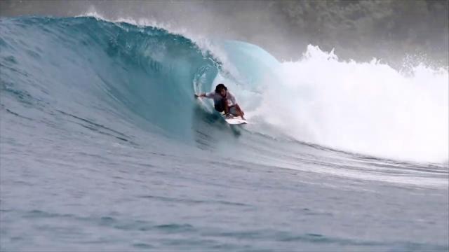 """Seriti"" Surf Charter Boat, Banyak Islands, North Sumatra"