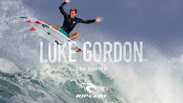 Luke Gordon | The Search