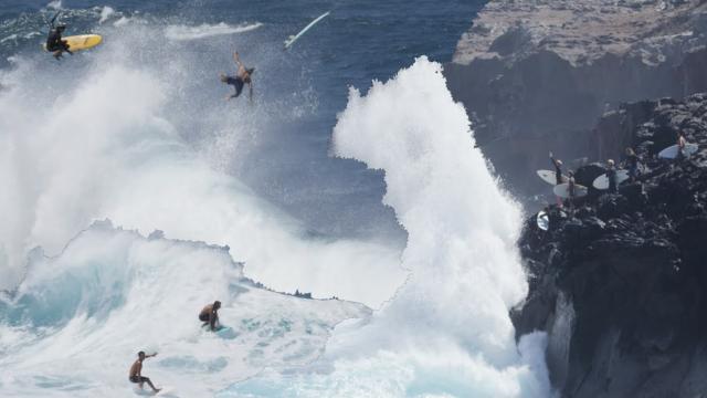 BIGGEST BACKWASH WAVE I HAVE EVER RIDDEN! // 20@20 Episode 3