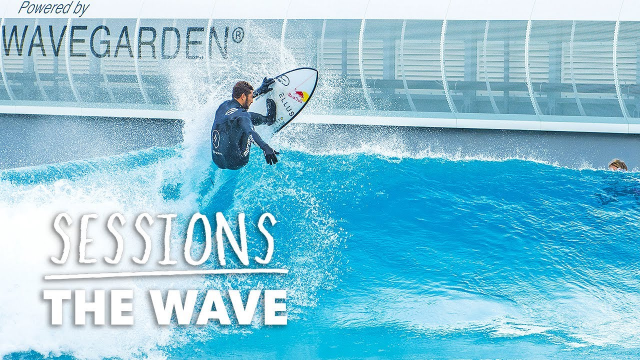Team Red Bull Takes Over The Wave: Bristol, Wavegarden's Latest Fresh Water Creation