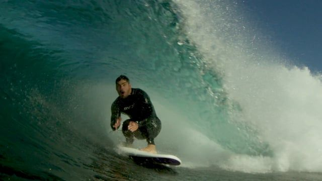 HEAVY TUBE TIME ON THE STUMP WITH JAY DAVIES