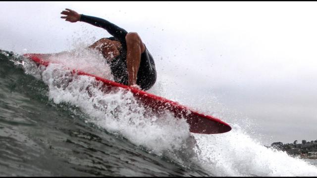 Crime Surfboards x THR Everydaysrad Model