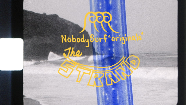 The Strand | NobodySurf Originals