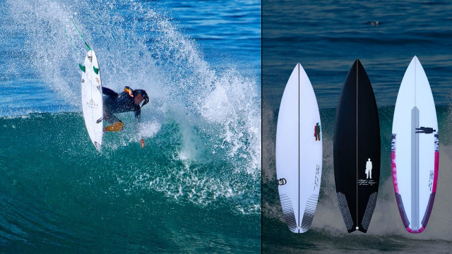 3 Boards & a Cali Beachbreak - a Rozsa Lookback