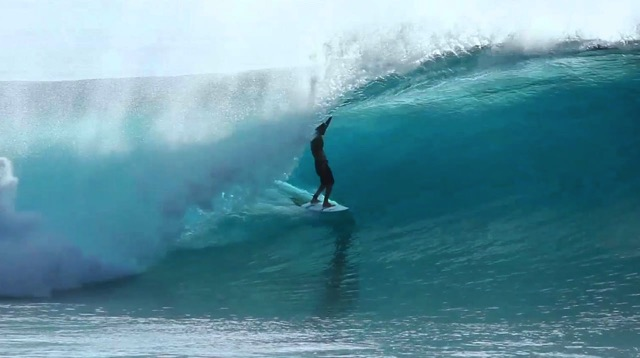 Clay Marzo In West Oz Perfection