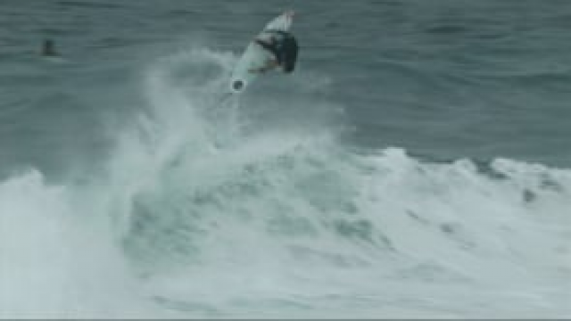 One Session with Gabriel Medina