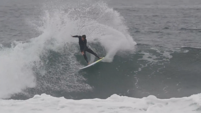 South Bay Gets a Short Window of Waves