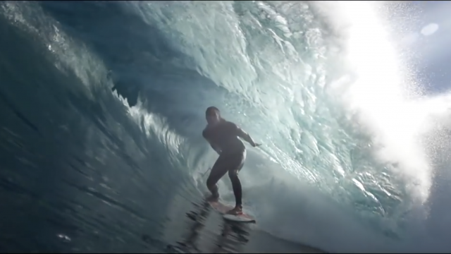Hypnotic Slow-Motion Slab Surfing with Dino Adrian | Winter Out West Part 9